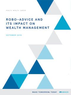 Robo-Advice and Its Impact on Wealth Management
