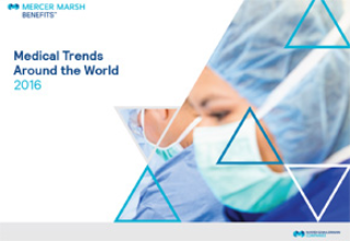 Get the Medical Trends Around the World Survey